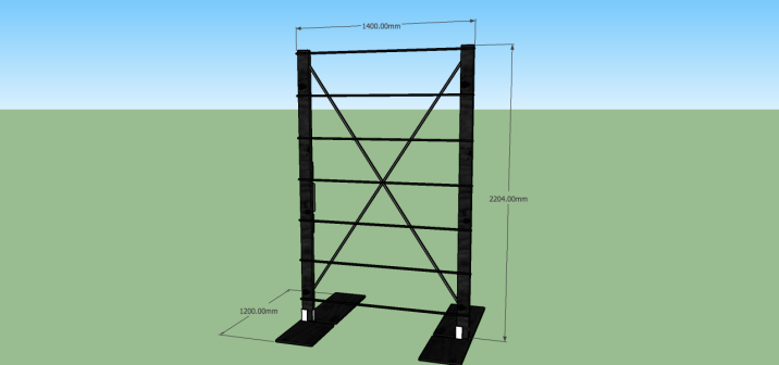 panel dimensions